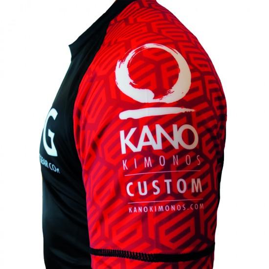 BKKFG Rashguard Short Sleeve