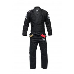 Light Weight BJJ Gi Kaze Black