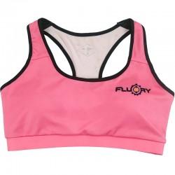 Fluory Fight Bra Pink