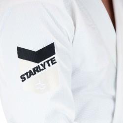StarLyte 2 By Hyperfly - Jiu Jitsu Gi - Black on White