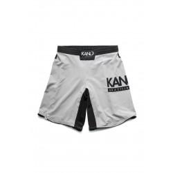 Kano Fight Shorts Battle Grey