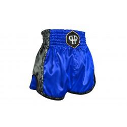 Pryde Basic Muay Thai Shorts Blue