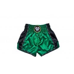 Pryde Basic Muay Thai Shorts Green