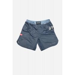 VHTS S/S Combat Shorts Blue/Grey
