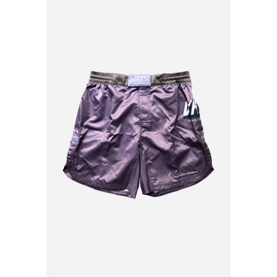 VHTS S/S Combat Shorts Purple